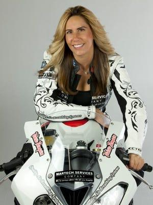 Valerie Thompson in 2012.