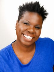 """""""Saturday Night Live's"""" Leslie Jones takes the stage at the Pabst Theater Friday."""