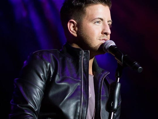Billy Gilman of the TV show, The Voice.