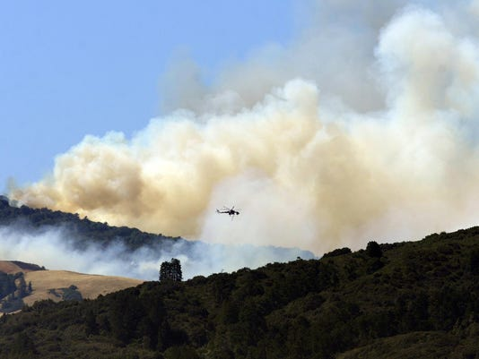 California Wildfires Costs