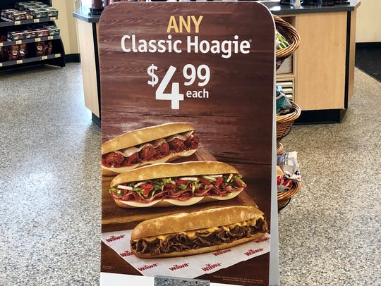 For a limited time, classic hoagies are $4.99 at all
