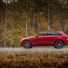 Mercedes-Benz GLC300: luxury in a tidy package