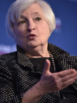Federal Reserve Chair Janet Yellen will lead this week's meeting.