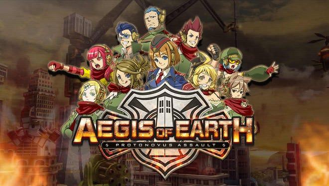 Aegis of Earth: Protonovus Assault review.