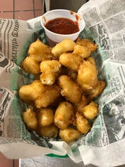 Anchor In ships its white-cheddar cheese curds in from