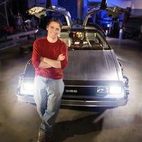 Stingl: Waukesha native's film captures 'Back to the Future' DeLorean time machine renovation
