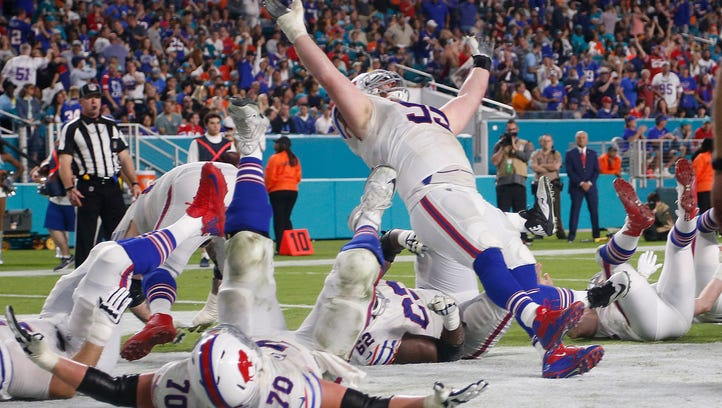 Kyle Williams resigns, says there was never a doubt in his mind about returning to Bills