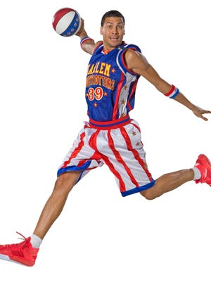 El Gato Melendez of the Harlem Globetrotters will perform at McMorran Arena, Aprill 18.