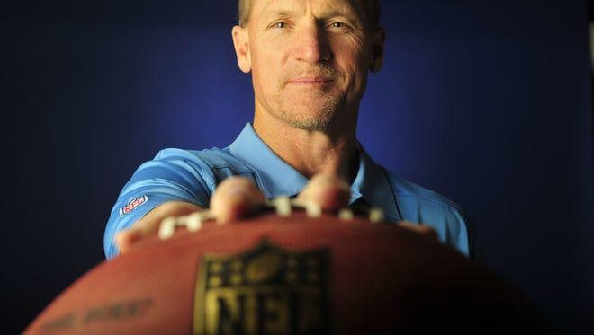 Titans coach Ken Whisenhunt.