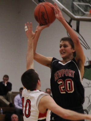 Ethan Snapp and Newport will take on Campbell County on Tuesday night.