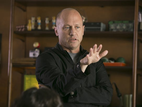 "Mike Judge. the director of ""Idiocracy."""