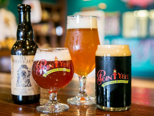 Point Ybel Brewing Company makes small batches of their