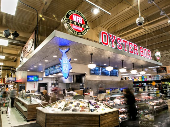 """Our program has everything even the biggest seafood"