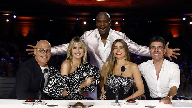 "The 15th season of""America's Got Talent"" airs on NBC."