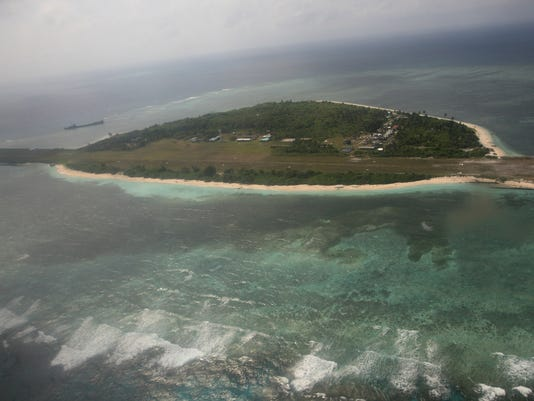 AP PHILIPPINES SPRATLY ISLANDS I XIF
