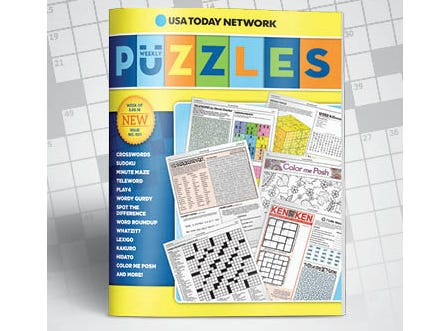 Still looking for something to do after the Daily Crossword and the Jumble? Look no further!