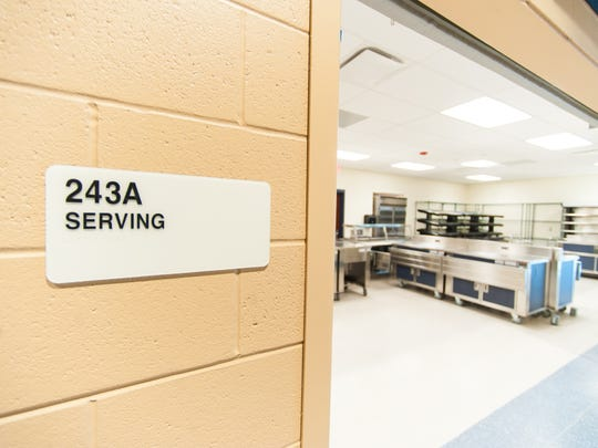 The serving area of the new Cumberland County Technical