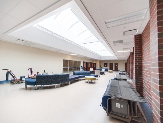 The new Cumberland County Technical Education Center.