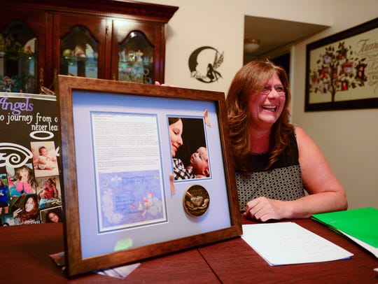 Shirl Mohl speaks about the love her daughter had for