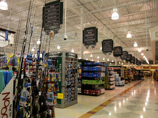 The new G&E Hocker's Supermarket located in Bethany