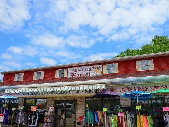 Assateague Market located on Stephen Decatur Highway