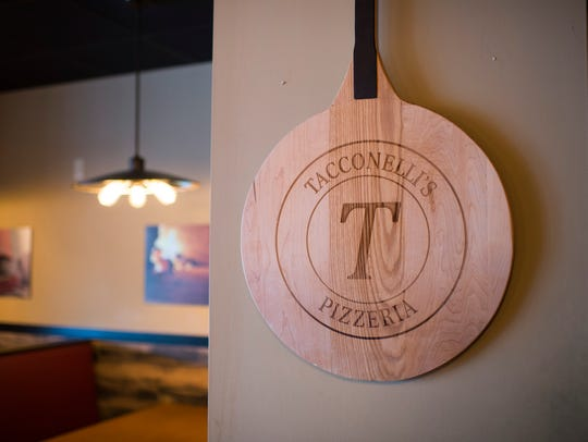 Inside Tacconelli's in Maple Shade.