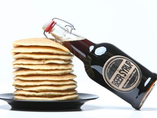 Russ Meredith has started a beer syrup company that