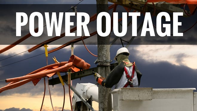 Roughly 1,500 members of the Poudre Valley Rural Electric Association in southwest Fort Collins and the surround area have been left without power as of late Tuesday, the utility cooperative reported.