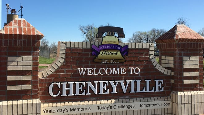 Cheneyville is one of several Central Louisiana municipalities opertaing under the wrong classification.