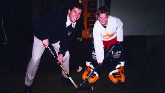 Jan 14, 2002 - Doug Pelfrey, former Cincinnati Bengals