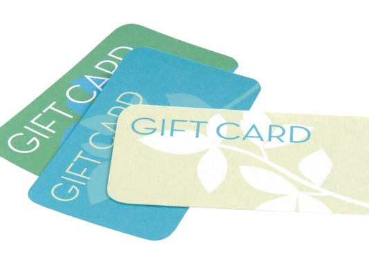 Gift Guide Gift Cards