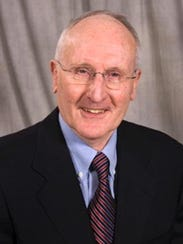 Dr. Richard Burton. a retiree from University of Rochester