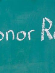 Chalk Honor Roll