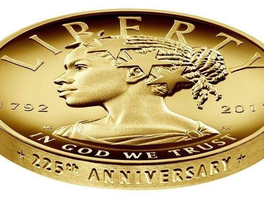 AP LIBERTY COIN A