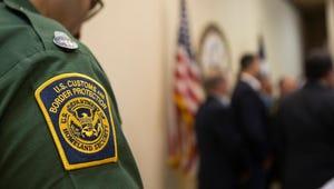 U.S. Border Patrol.