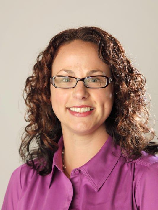 Mandy Brooks, new recycling columnist/Living and El Sol