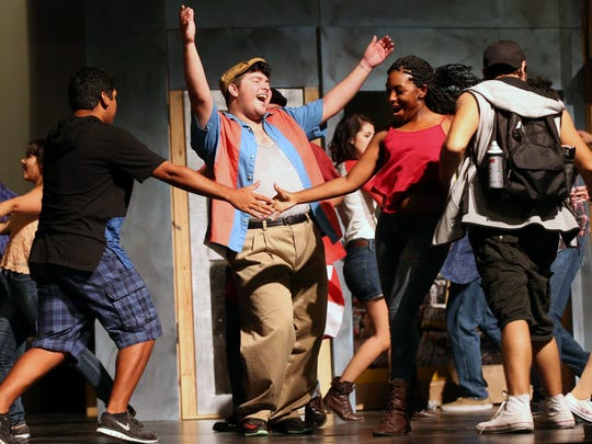 """Harbor Playhouse, 1802 N. Chaparral St., will present """"In the Heights"""" at 7:30 p.m. Friday, Aug. 18 and Saturday, Aug. 19. Winner of the 2008 Tony Awards for Best Musical, Best Score, Best Choreography and Best Orchestrations. Cost: $18, adults; $15, seniors/military/students (with valid ID); $10, child 13 and younger. Group rates available. Information: www.harborplayhouse.com or 361-888-7469."""