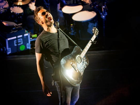 Eric Church closed his tour with two sold-out shows