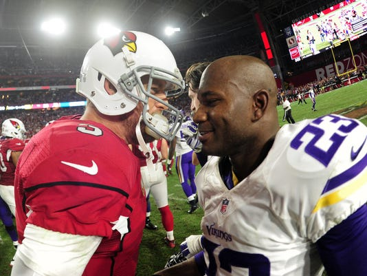NFL: Minnesota Vikings at Arizona Cardinals
