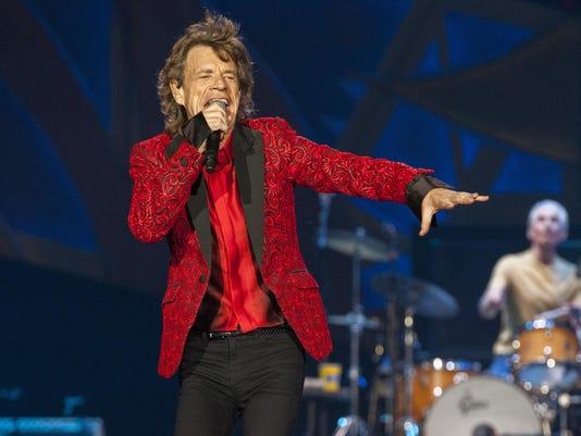 Mick Jagger,Charlie Watts