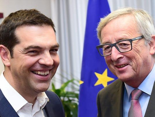 AP BELGIUM EU GREECE BAILOUT I BEL