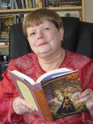 Fantasy author Tamora Pierce will share her knowledge of young adult fiction at Ithacon.