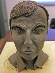 This is one of two busts that have been made based