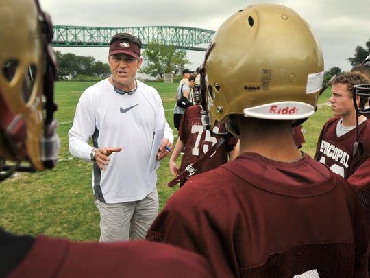 Former Jaguars quarterback Mark Brunell is at the helm at  Jacksonville. Episcopal. Brunell spent most of his NFL career in Jacksonville.