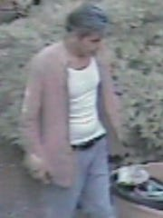 One of the men wanted in the assault of an elderly resident in Phoenix on Oct. 6, 2016.