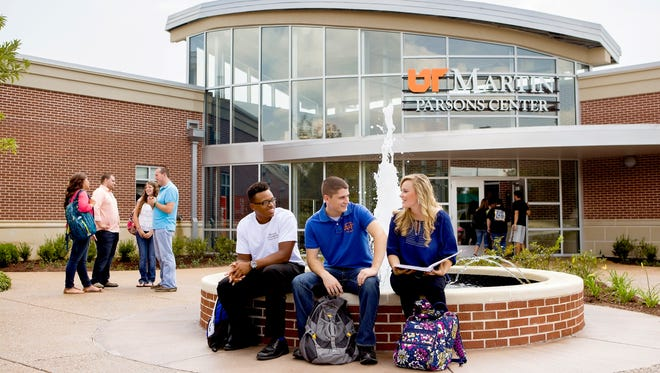 The University of Tennessee at Martin extended campus locations in Jackson, Parsons, Ripley and Selmer will offer several new areas of study beginning with the spring 2016 semester.