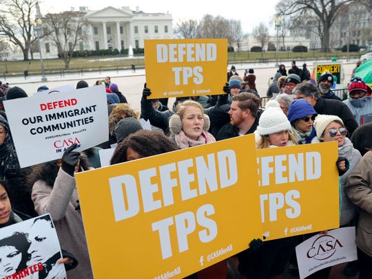 Tras el anuncio de la Casa Blanca sobre el fin de TPS