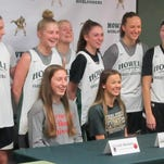 Howell basketball standouts get college choices settled; 4 other Highlanders sign