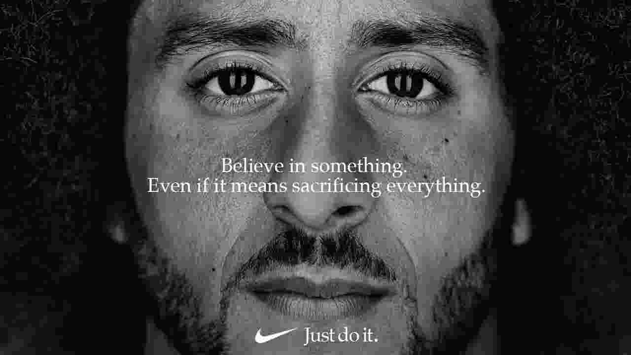 4f5af1304 Nike s Colin Kaepernick ad taps into spirit of rebellion