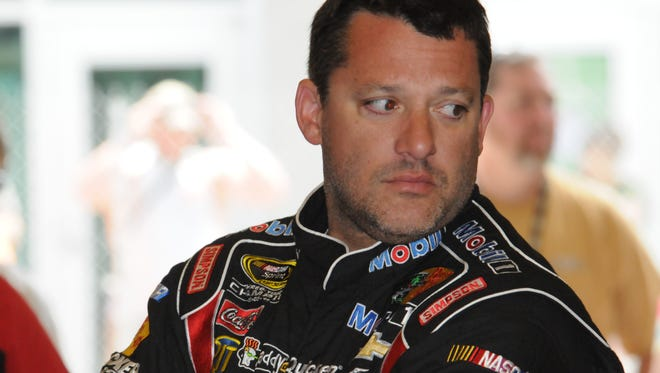 Tony Stewart said he doesn't care that Kevin Ward Jr. had marijuana in his system the day he was struck and killed.